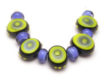 glass bead color studies moretti