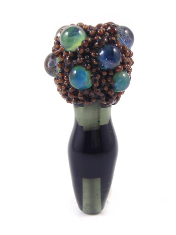lorigreenberg glass bead