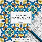 Calming Mandala Coloring Book