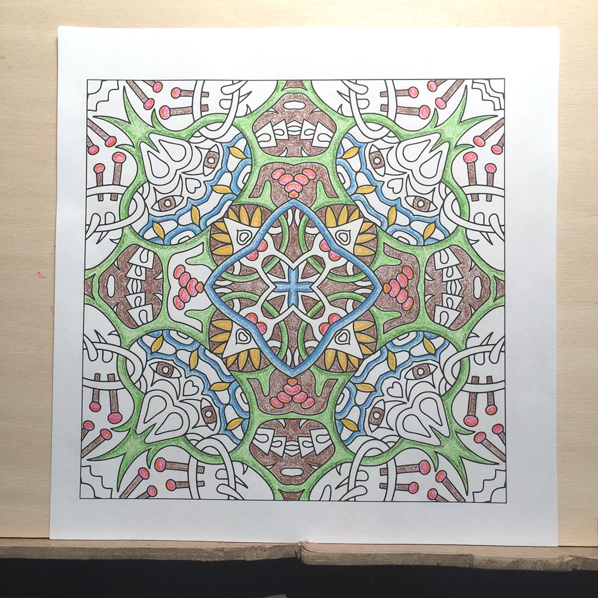 Meditative Mandalas - Volume 1