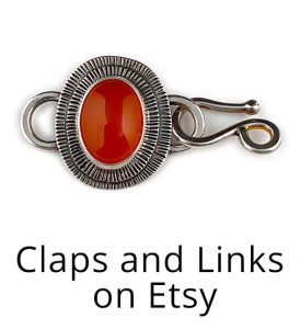 Link to Jewelry Clasps and Links on Etsy